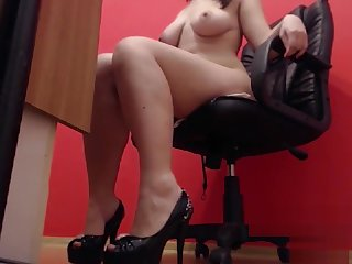 Fetish Mistress High Heel coupled with Limbs Ragging