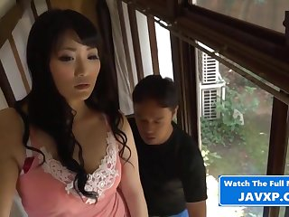 Asian Mommy With Steamy Repairman - maw