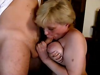Grey Lady Enjoys Getting Pounded For Brea - hairy