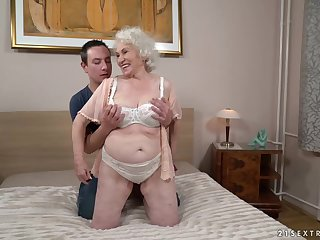 Norma is a oversexed granny who likes to have sex more Rob, ever single show one's age